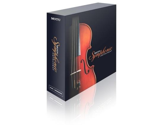 MOTU Symphonic Instrument
