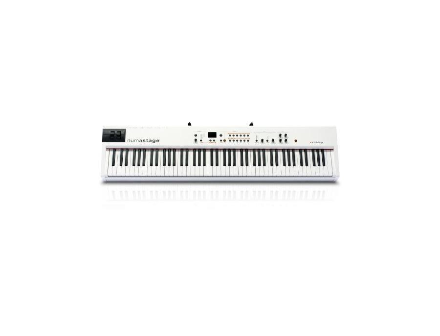Studiologic numa stage 88 key hammer action keyboard controller xl