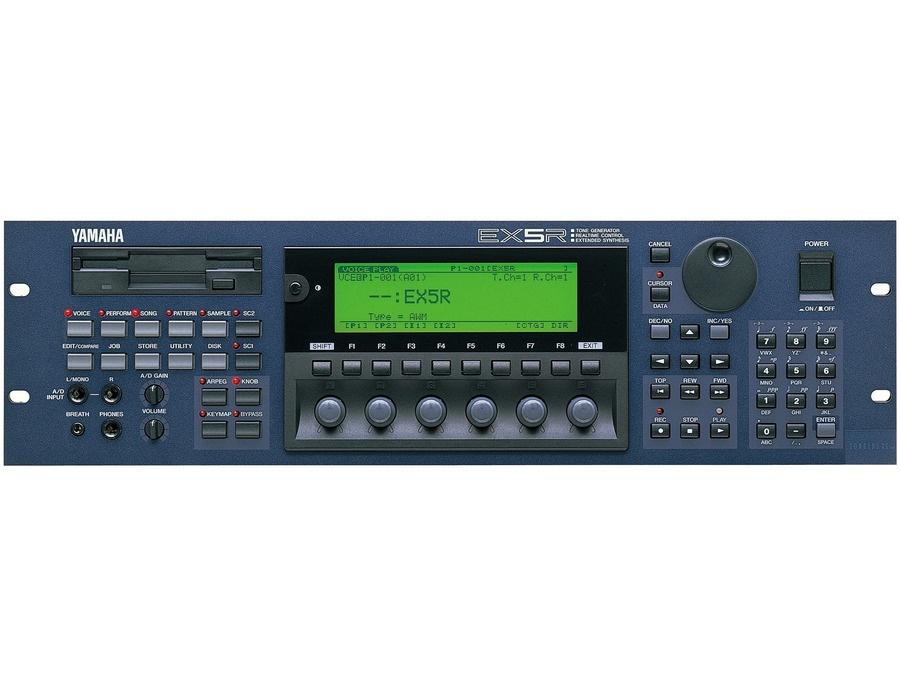 Yamaha EX5R Rackmount MIDI Module