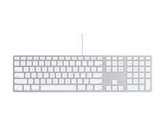 Apple keyboard with numeric keypad s
