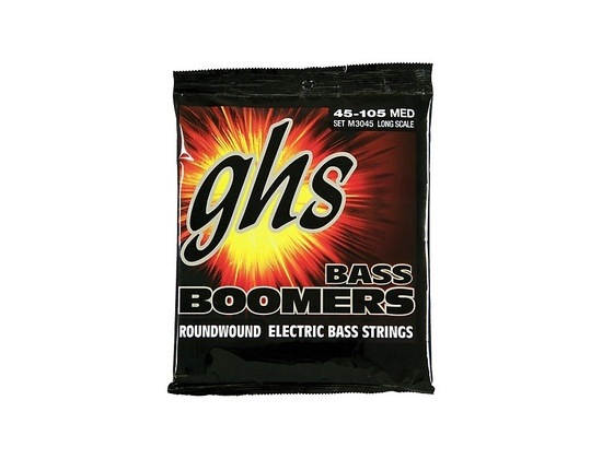 GHS Bass Boomer Medium Gauge