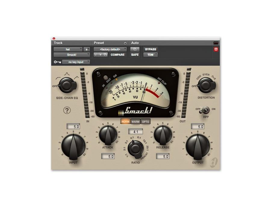 Avid audio smack xl