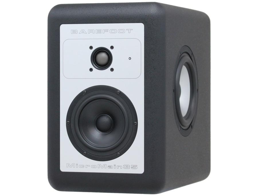 Barefoot MicroMain35 Studio Monitor