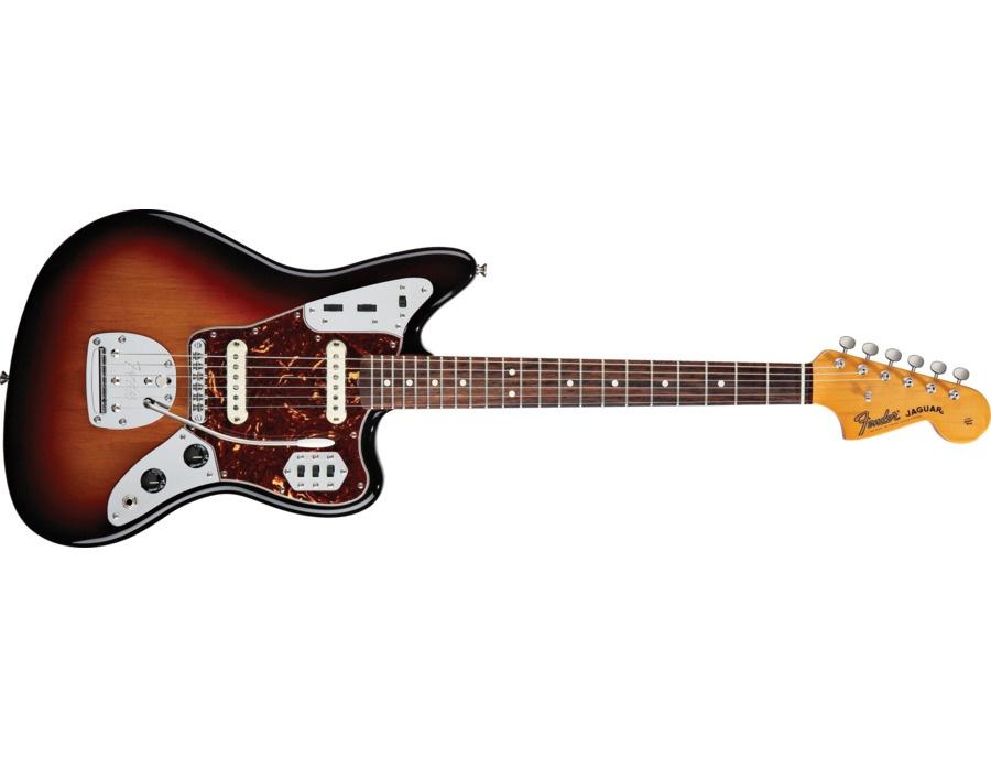 Fender Jaguar Classic Player Sunburst