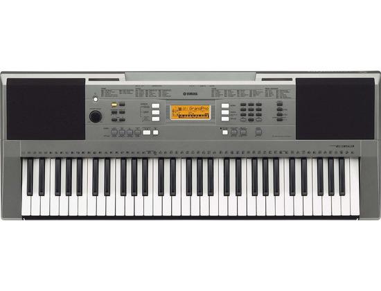 Yamaha PSRE353 61-Key Touch Sensitive Keyboard