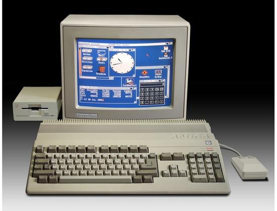 Amiga 500 System PC