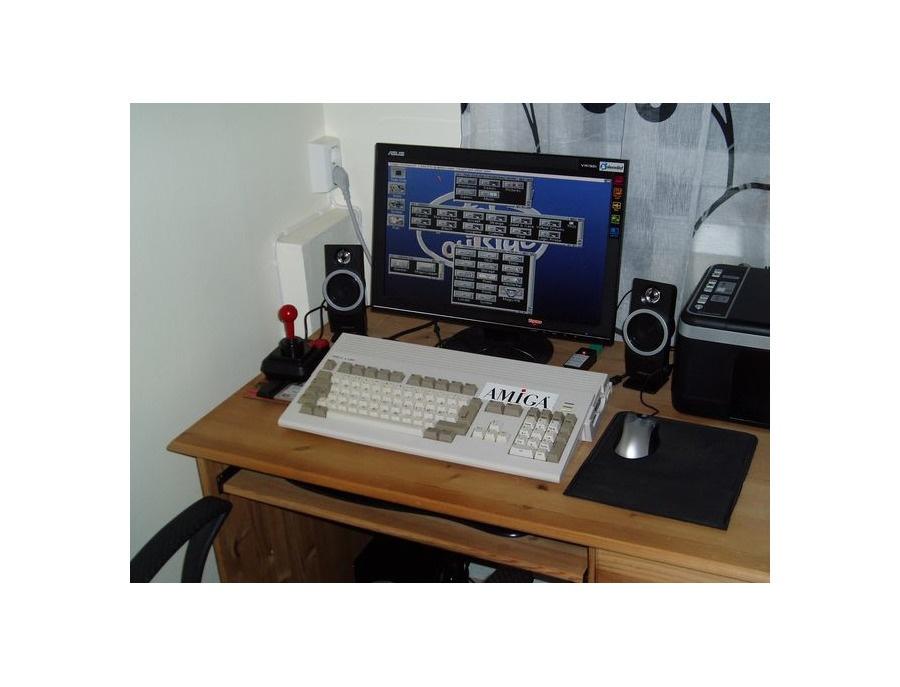 Amiga 1200 System