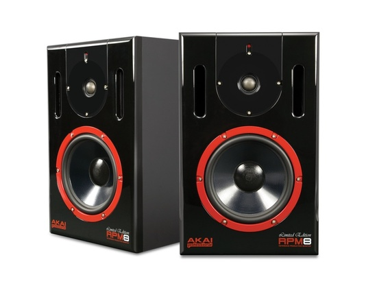 Akai RPM8 Studio Monitors