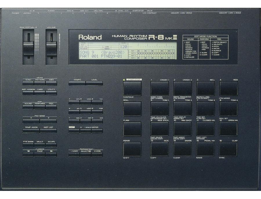 Roland R8 MKII