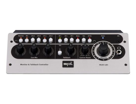 SPL MTC 2381 Monitor Talkback Controller