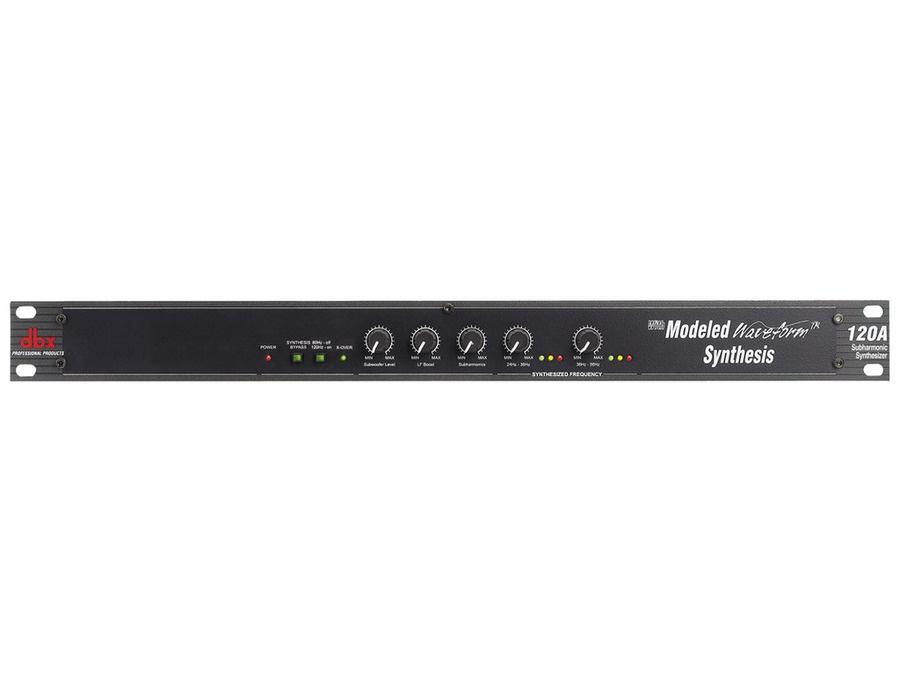 DBX 120A Subharmonic Synthesizer Rackmount
