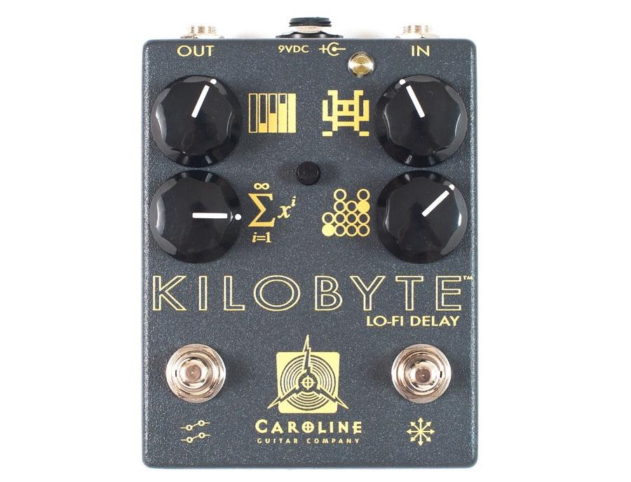 Caroline Guitar Company Kilobyte Lo Fi Delay Pedal
