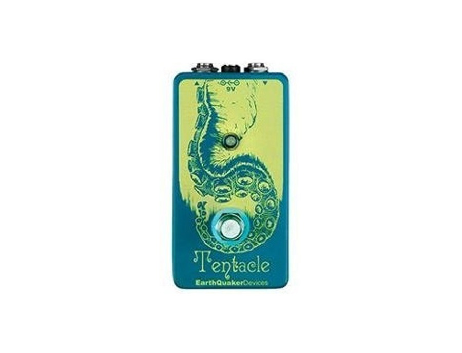 Earthquaker devices tentacle analog octave up guitar effects pedal xl