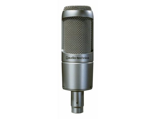 Audio-Technica AT3035 Cardioid Condenser Microphone