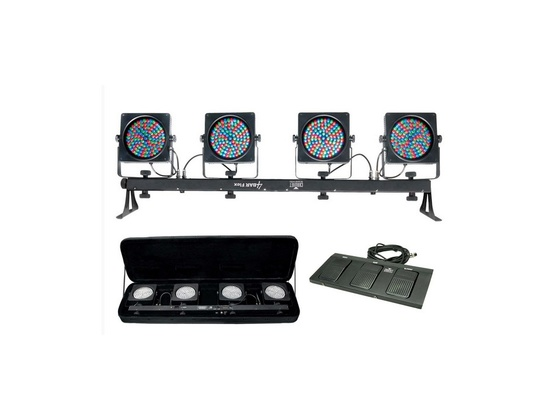 Chauvet 4BAR Flex Combo LED Slimpar