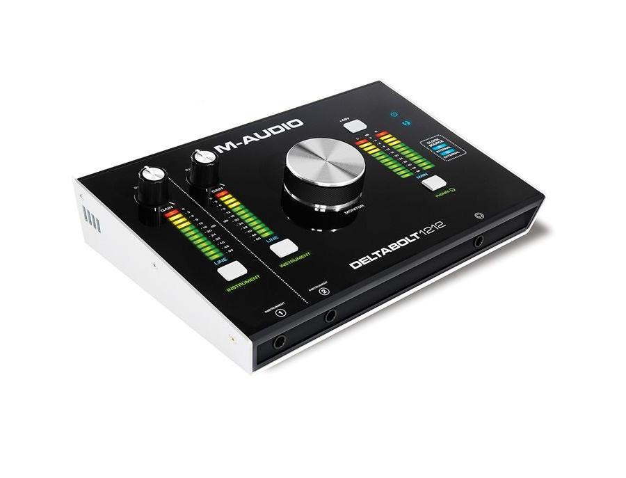 M-Audio Deltabolt 1212 Thunderbolt audio interface