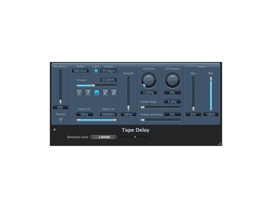 Logic's Tape Delay