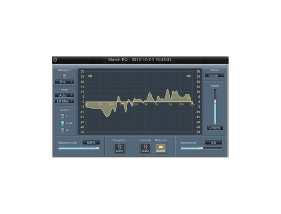 Logic Match EQ