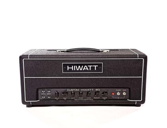 Hiwatt DR504 Custom 50 Head