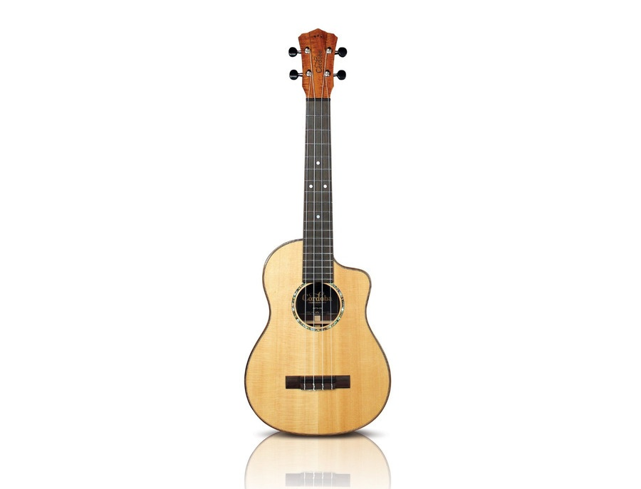 Cordoba 35TS-CE All Solid Acoustic Electric Tenor Ukulele