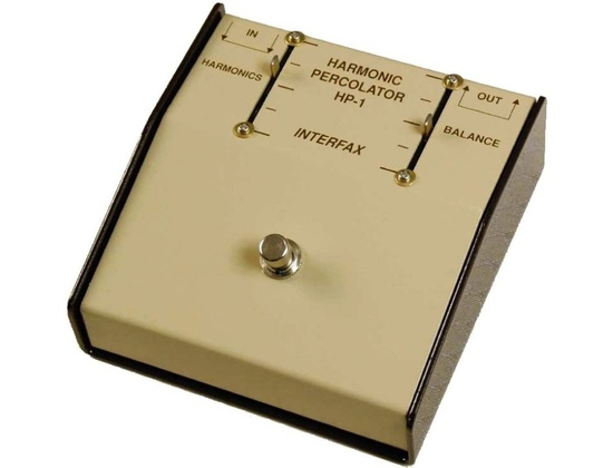 Interfax Harmonic Percolator