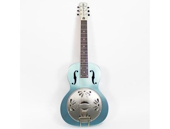 Gretsch Honey Dipper Round Neck Resonator Guitar (Delta Blue)