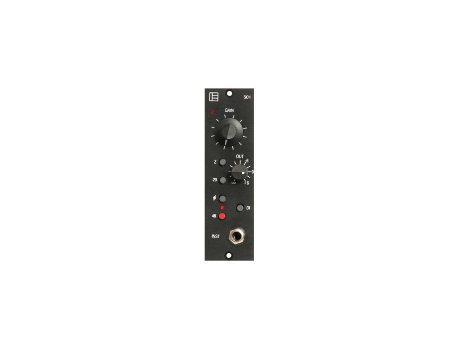 Electrodyne 501 Preamp