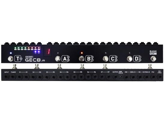 Moen GEC8 Jr Guitar Pedal Switcher