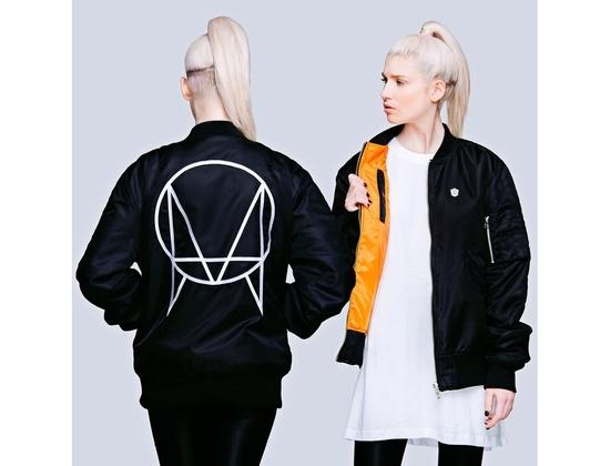 OWSLA MA1 Jacket