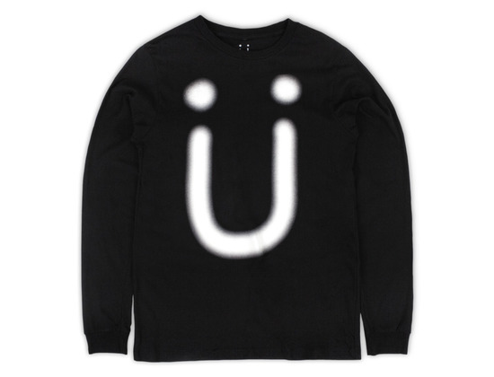 JACK Ü BLUR LONG SLEEVE