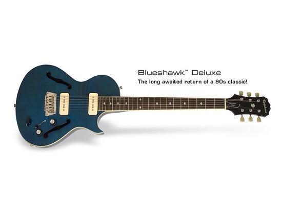 Epiphone Blueshawk Midnight Saphire