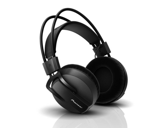 Pioneer HRM-7 Studio Reference Headphones