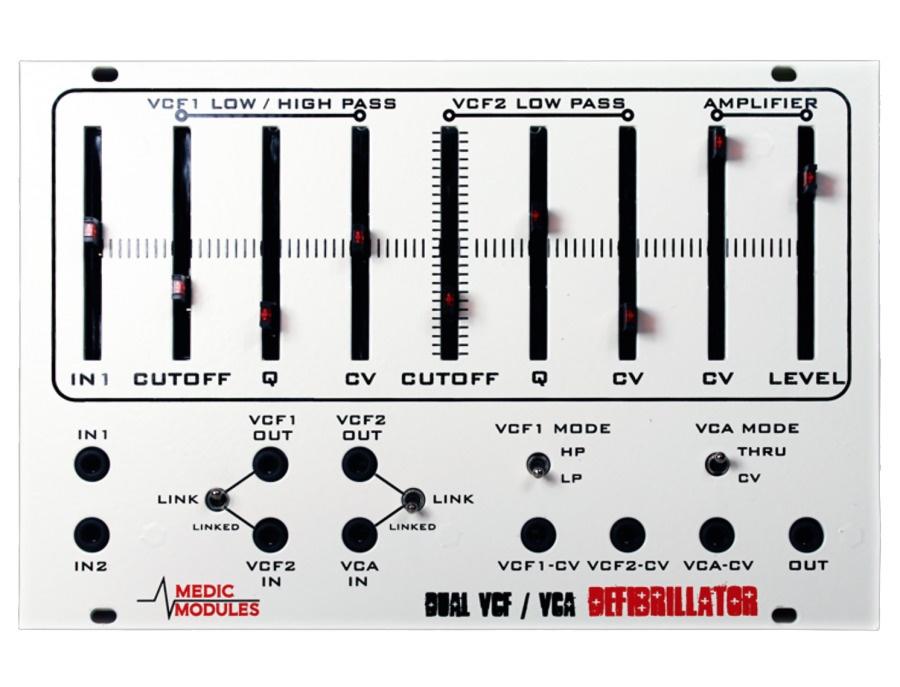Medic Modules Defibrillator