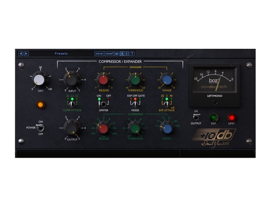 Boz Plus 10DB compressor