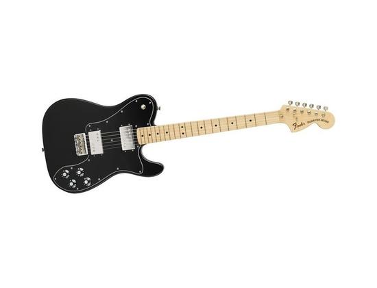Fender Telecaster Deluxe Blacktop