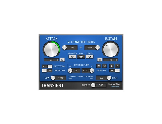 Sleepy-Time Records Transient