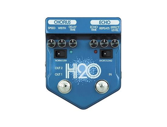 visual sound v2 series h2o chorus echo reviews prices equipboard. Black Bedroom Furniture Sets. Home Design Ideas