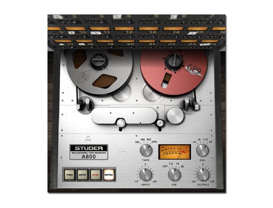 UAD Studer A800