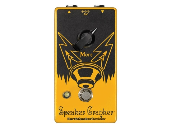 EarthQuaker Devices Speaker Cranker