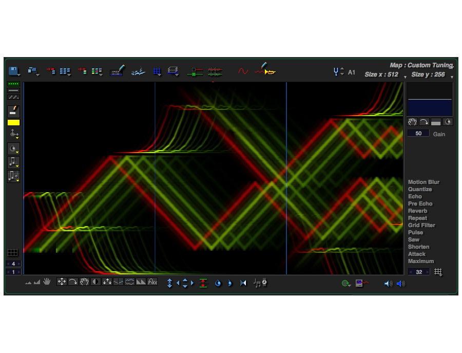 U & I Software Metasynth