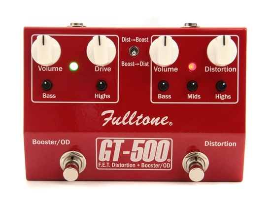 Fulltone GT-500 Booster/Distortion