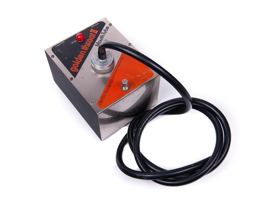 Electro-Harmonix Golden Throat 2 Mouth Tube