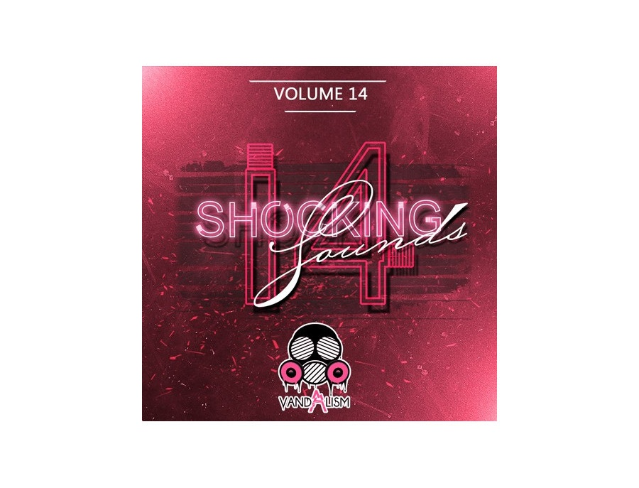 Vandalism Shocking Sounds 14 Sylenth1 Preset Pack