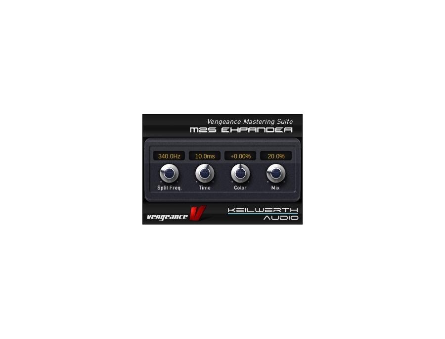Vengeance Mastering Suite: M25 Expander