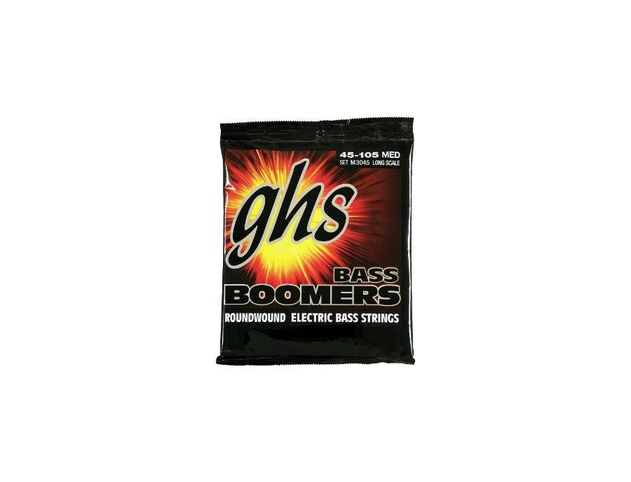 GHS BOOMERS M3045 045-105 MEDIUM