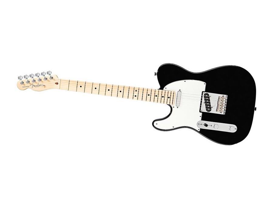 Fender American Standard Telecaster Black Left Hand