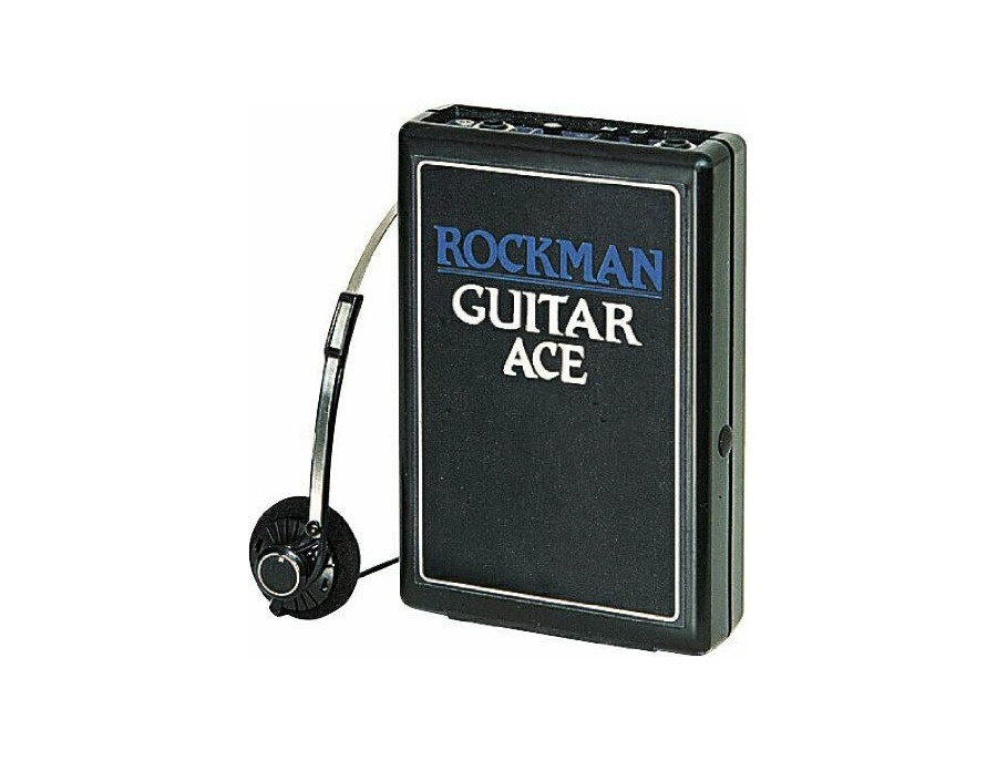 Jim Dunlop Rockman Guitar Ace Headphone Amplifier
