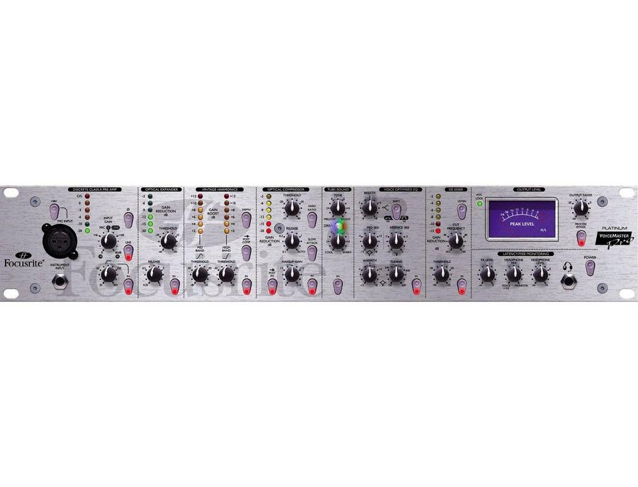 Focusite Platinum Voicemaster Pro