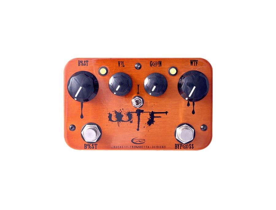 J Rockett Audio Designs WTF Fuzz