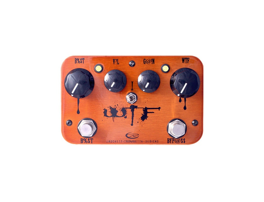 J Rockett Audio Designs WTF Fuzz